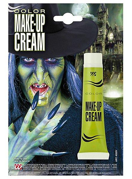Tube de maquillage vert