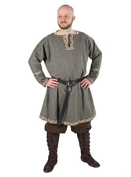 Tunique de Viking grise