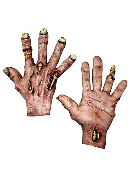 Undead Hands flesh