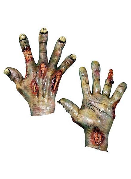 Undead Hands green