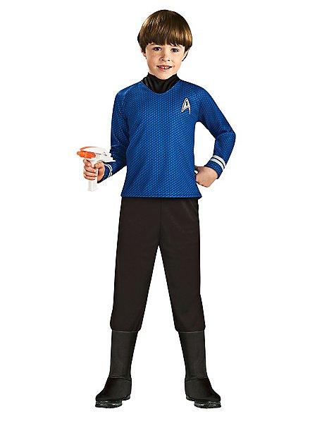Uniforme bleu Star Trek enfant
