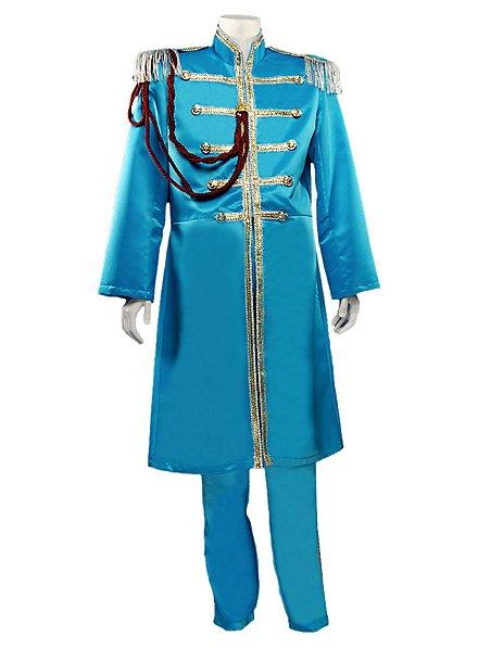 Uniforme groupe pop «Sgt. «Pepper» bleu