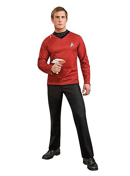 Uniforme rouge Star Trek