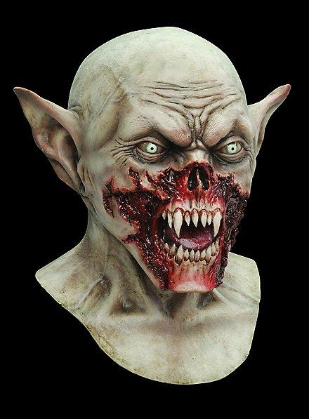 Upir Maske aus Latex