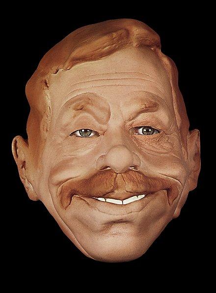 Vaclav Havel Maske aus Schaumlatex