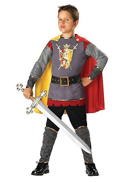 Valiant Knight Kids Costume