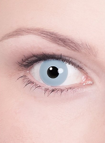 Light Grey Contact Lenses Vampire