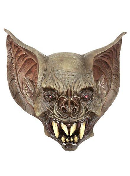 Vampirfledermaus Halbmaske