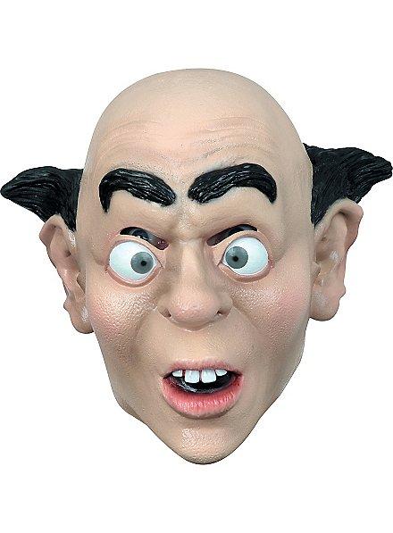 Verrückter Professor Maske