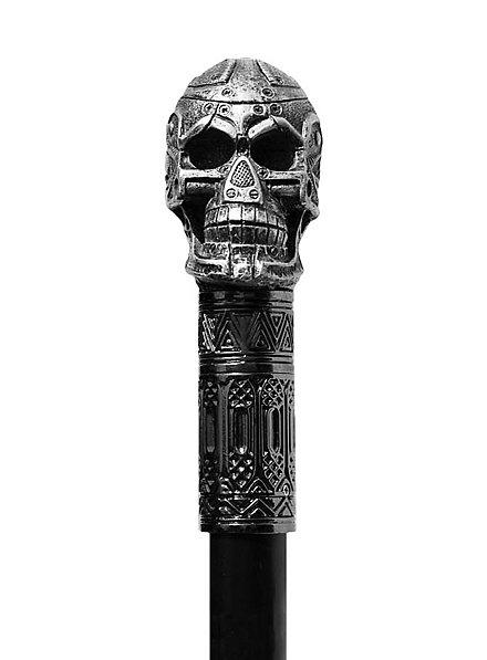 Walking Stick Doomsday Skull