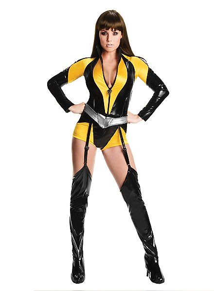 Watchmen Silk Spectre Costume