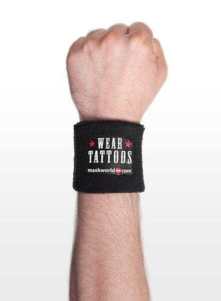 WEAR TATTOOS Wristband