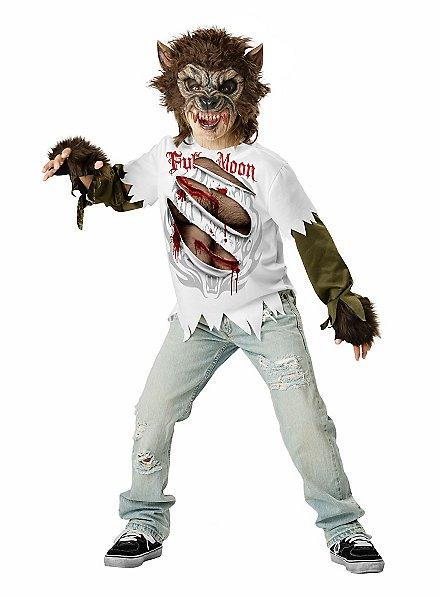 Werewolf Cub Kids Costume