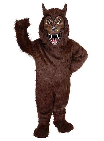 Werwolf Maskottchen