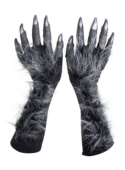 Werwolfhände grau