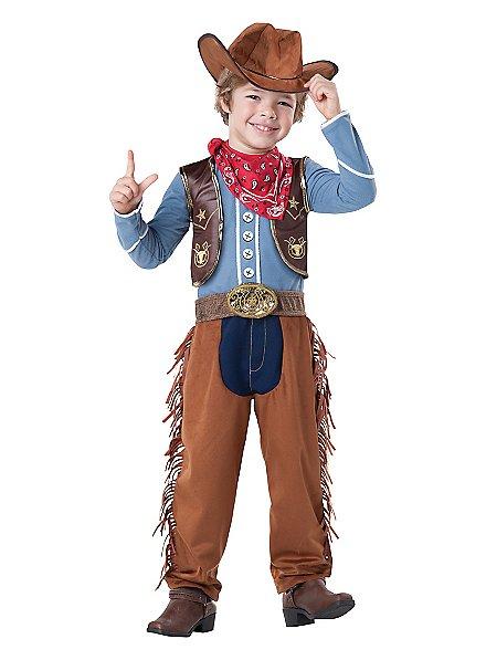 Westernheld Kinderkostüm