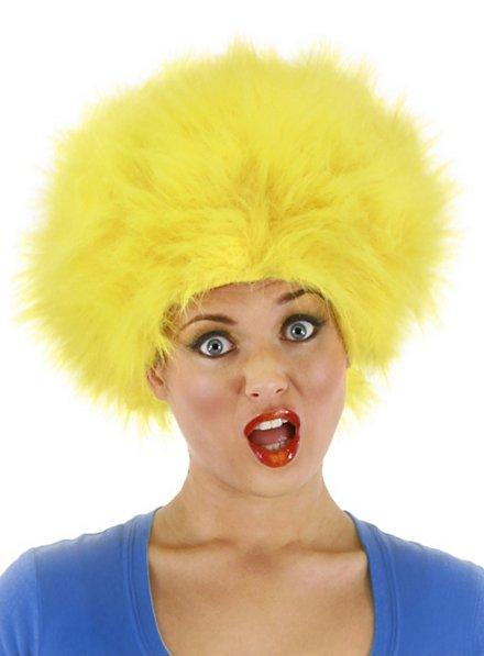 Wild Wig yellow