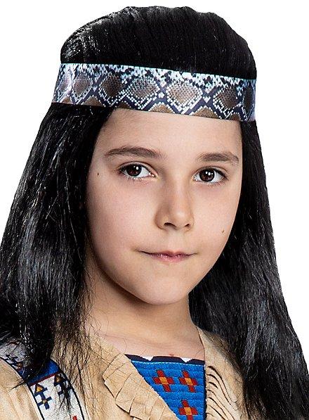 Winnetou Stirnband für Kinder