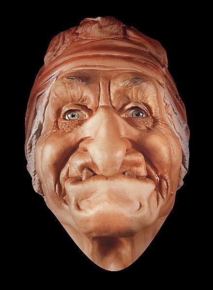 Witch Babajaga Mask
