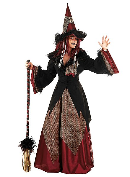 Witch Costume Salamander
