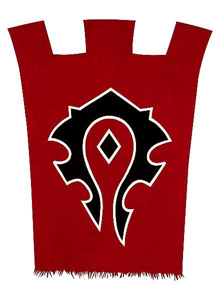 World of Warcraft Bannière Horde originale