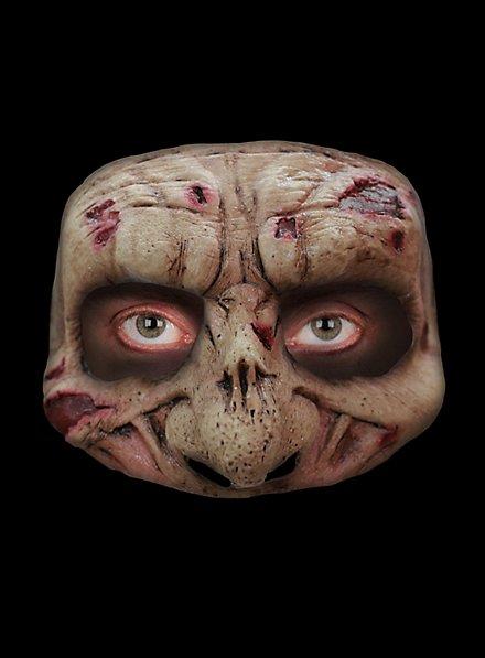 Wrinkled Zombie Eye Mask