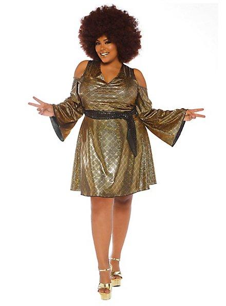 XXL Disco Doll Dress