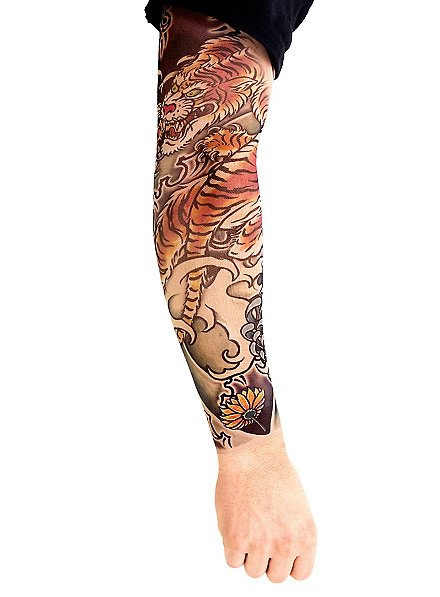 Yakuza Tattoo Skin Ärmel