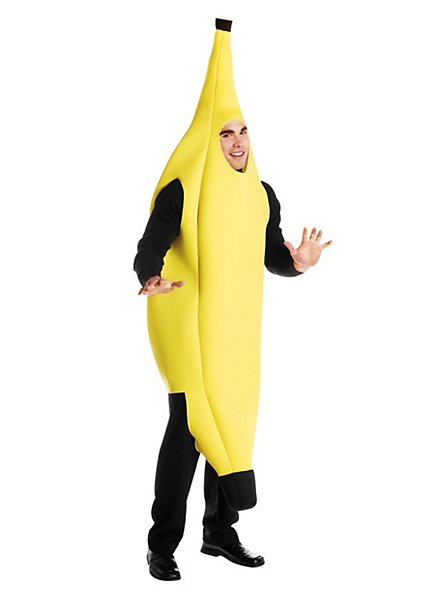Yellow Banana Costume