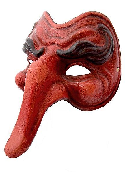 Zanni Diavolo Venezianische Maske