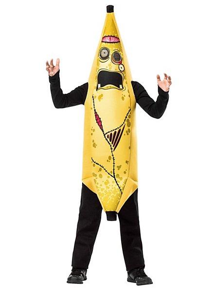 Zombie Banana Kids Costume