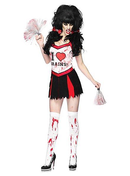 Zombie Cheerleader Kostüm