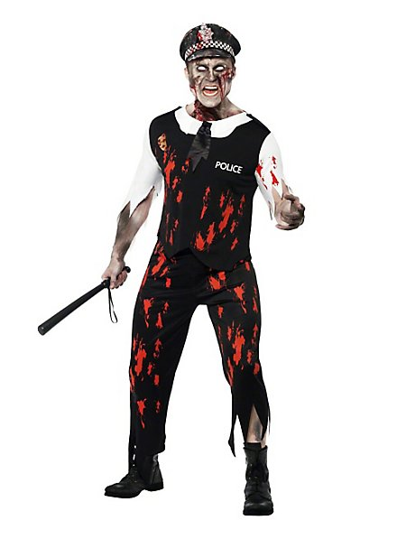 Zombie Constable Costume