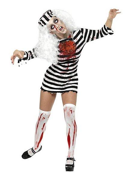 Zombie détenue Déguisement