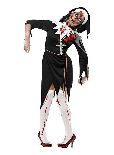 Zombie nonne Déguisement