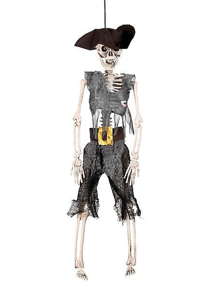 Zombie Pirat Halloween Deko