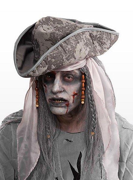 Zombie pirate Perruque