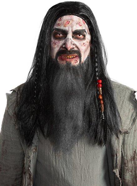Zombie Pirate Wig