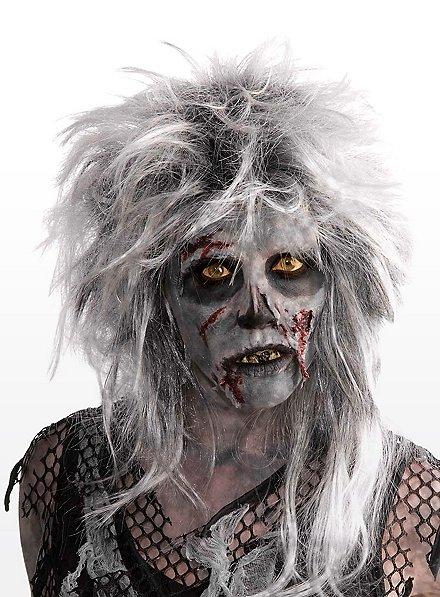 Zombie Rockstar Perücke