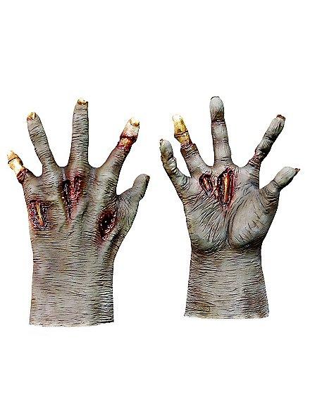 Zombiehände dunkel