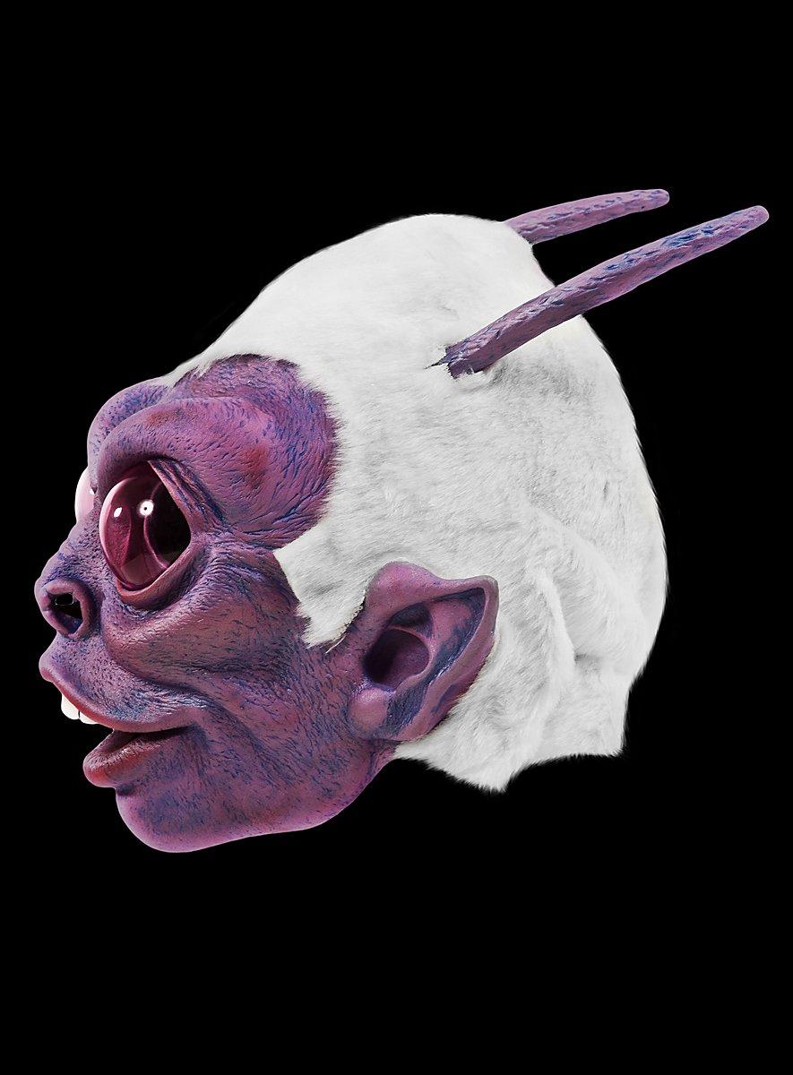 Alien Mask Psycho Alien Latex Mask Maskworld Com
