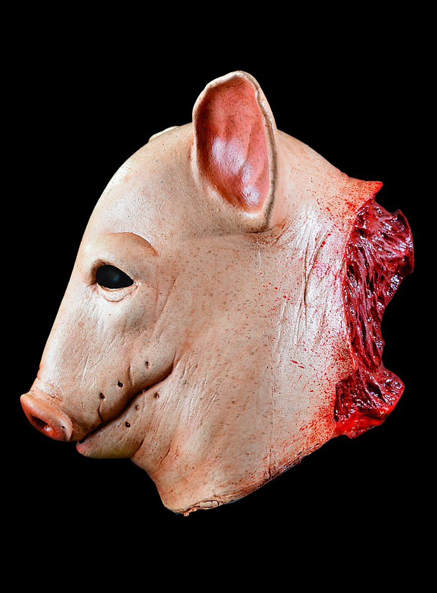 Latex Halloween Masks
