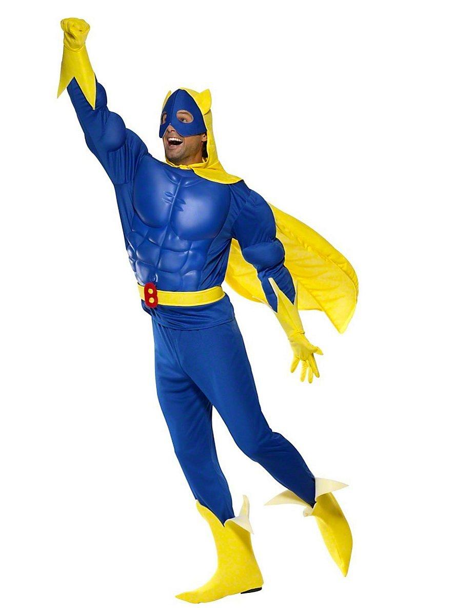 Bananaman Costume Maskworld Com