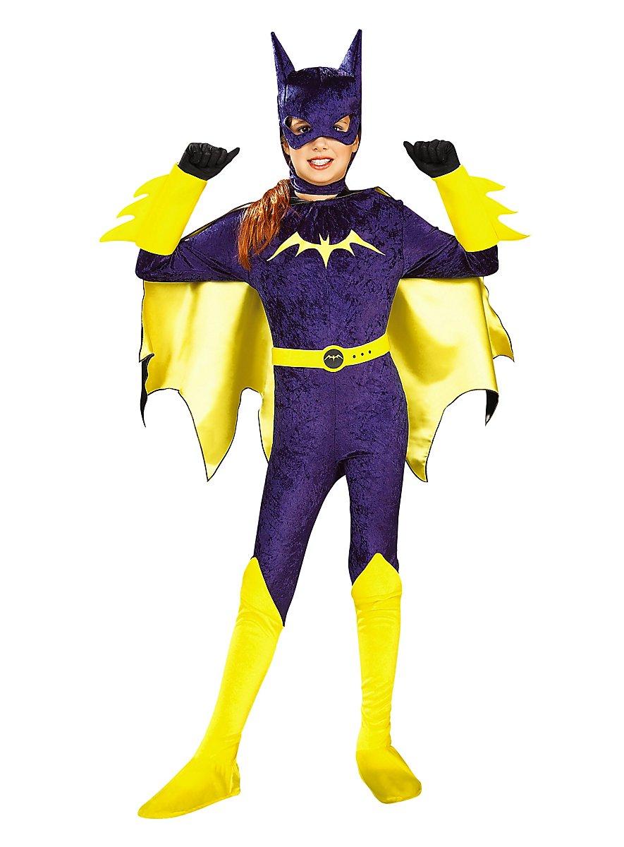 Unicorns For Sale >> Batgirl Kids Costume - maskworld.com