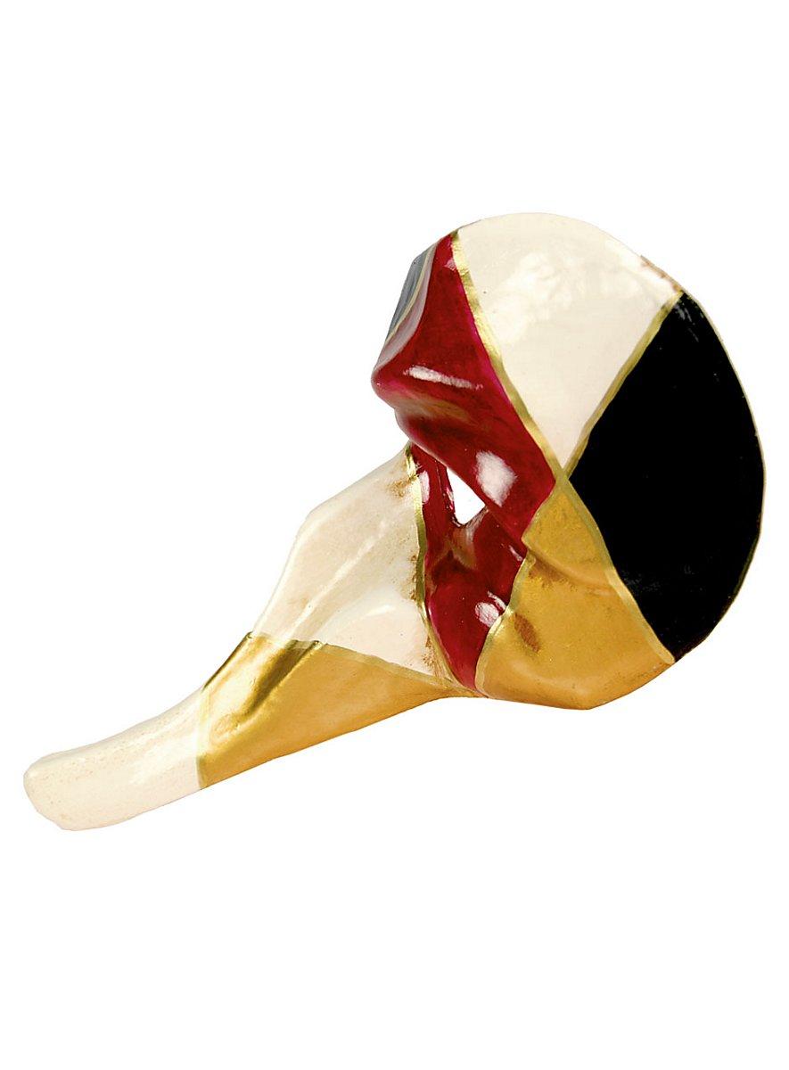 Batocchio Arlecchino Venetian Mask Maskworld Com