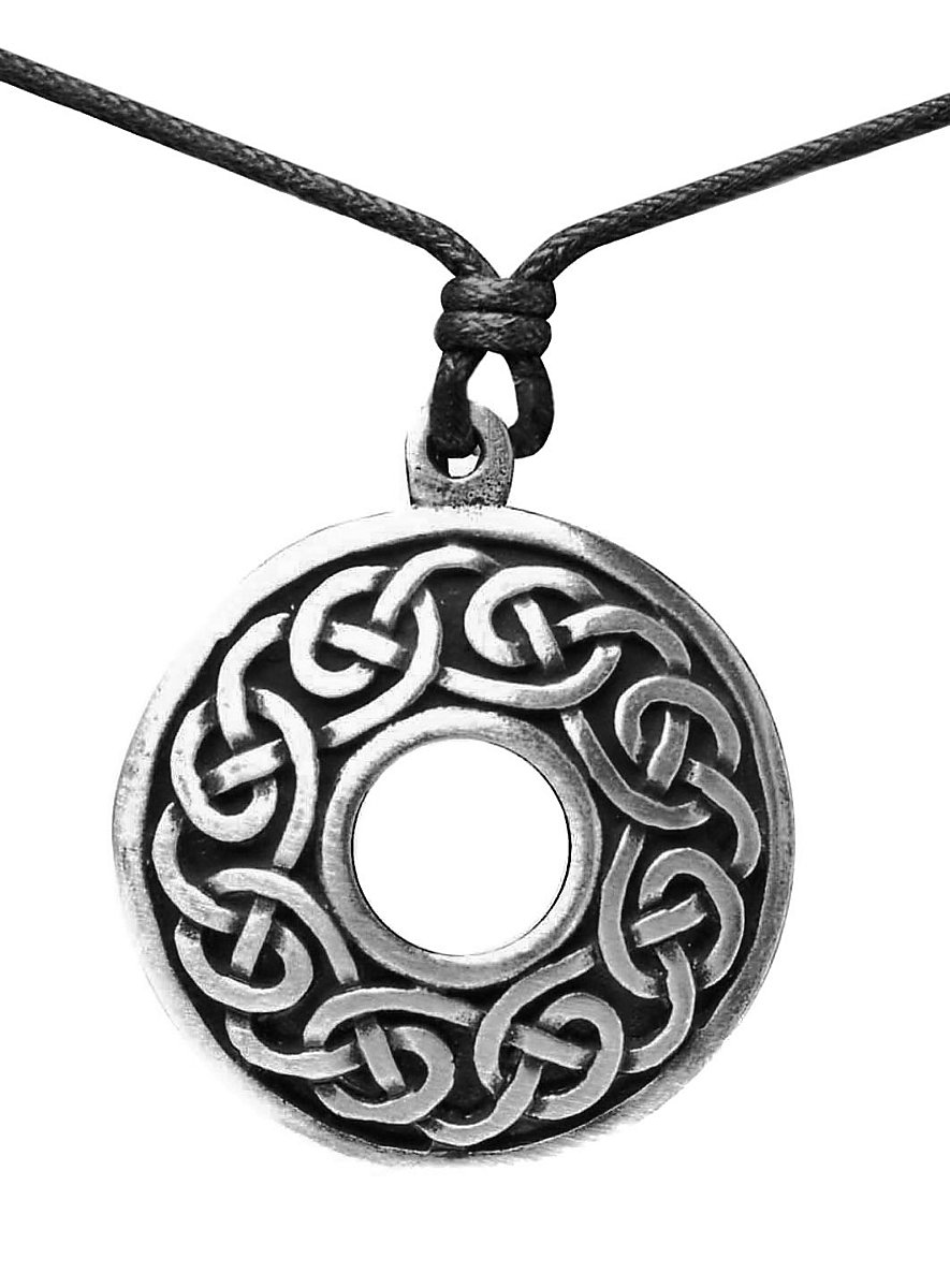Celtic Circle Necklace