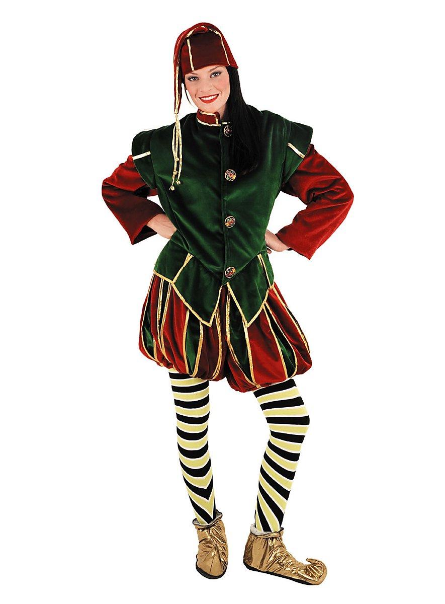 Christmas Elf Costume - maskworld.com