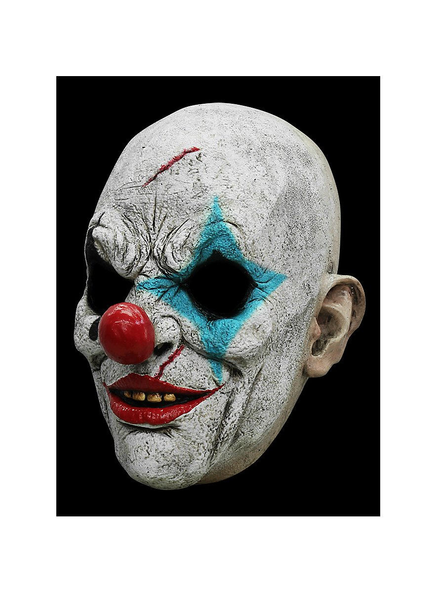 Real Magic Wands Clown Horror Mask made...