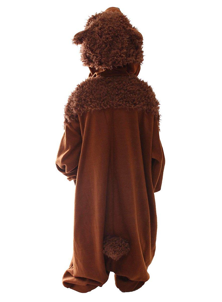 Cozysuit Brown Bear Kigurumi Kids Costume Maskworld Com