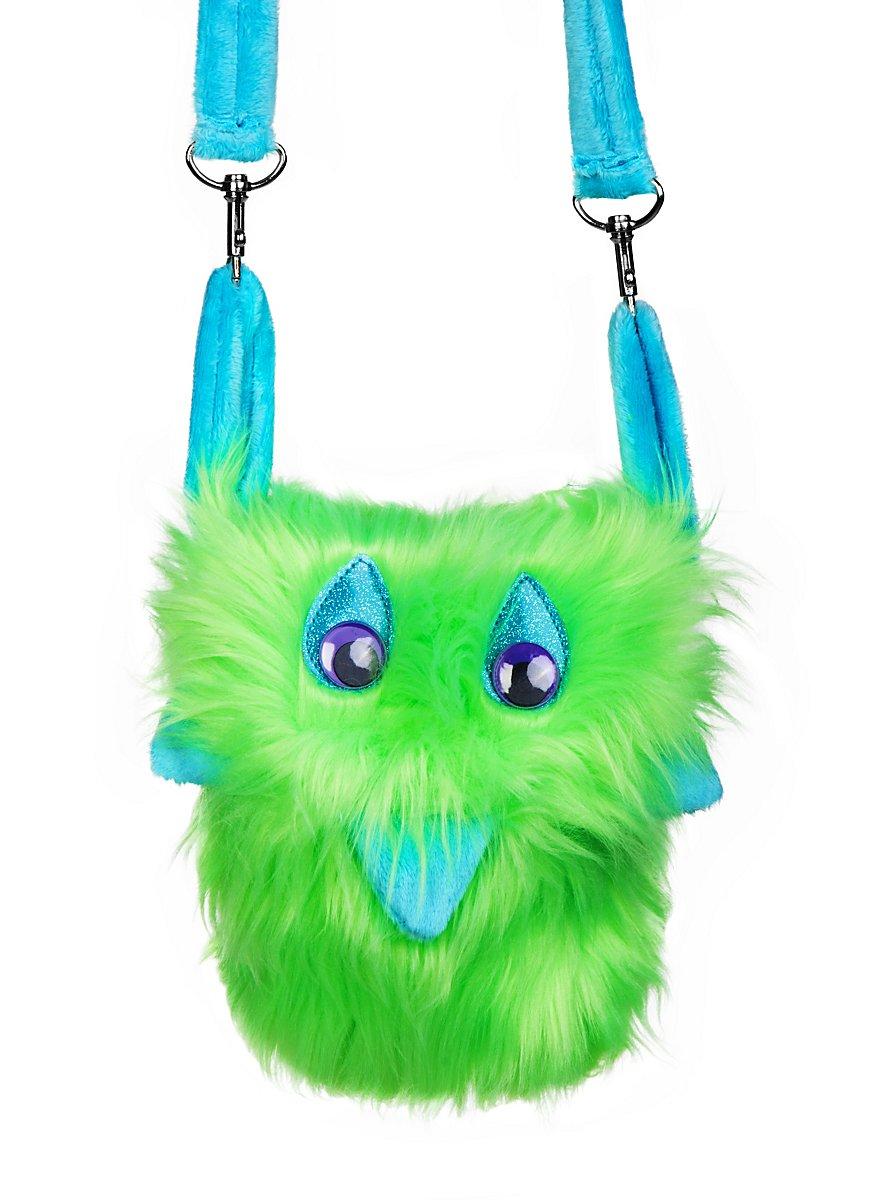 Cuddly Critter Bag Neon Green Maskworld Com